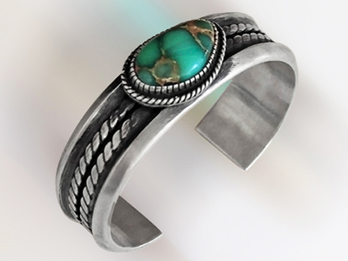 Navajo Jewelry Traditional And Contemporary Design Teddy
