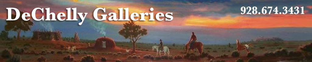 DeChelly Galleries Logo